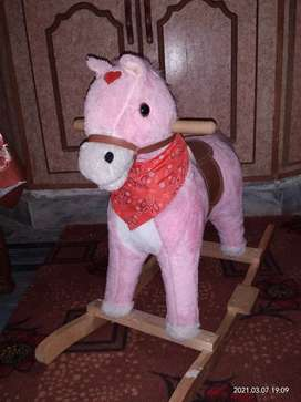 Wooden beautifull horse for sell