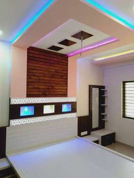 2bhk semi furnished flat availible for sale