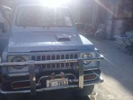 Jeep pesher nmbe for sale urgnt