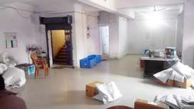 Space available for rent for office/bank.