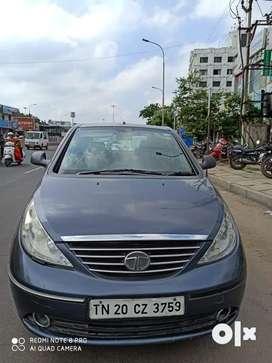 Tata Indica Vista Aura + Quadrajet BS-IV, 2012, Diesel