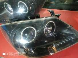 Headlamp Toyota Fourtuner