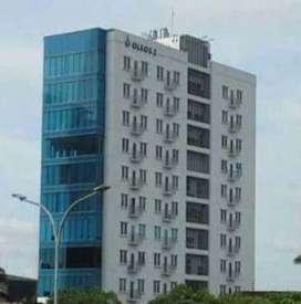 Dijual Gedung 11 Lantai di  Oleos 2 , Kebagusan, Jakarta Selatan