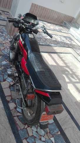 Kawasaki GTO 125 in good condition for sale