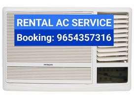RENTAL AC Service in all over Gurgaon & Sohna resion