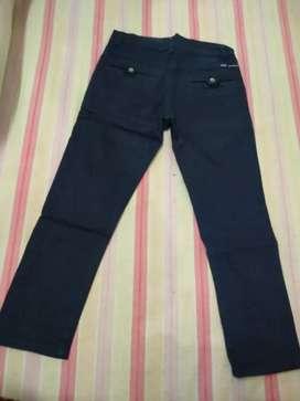 Blue Color trouser