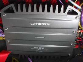 Pioneer Carrozzeria GM-X747 Car Amplifier 4 Channel neat condition