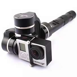 Feiyu Tech FY-G4 3-Axis Handheld Steady Gimbal for GoPro