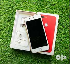 iPhone 7 plus 128gb, Limited red edition in a mint condition