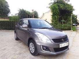 Maruti Suzuki Swift VXi 1.2 BS-IV, 2015, Petrol