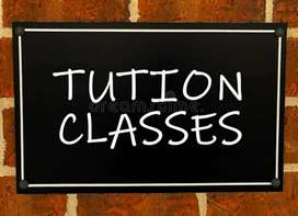 Home tution for class 1 - 8