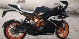 KTM RC 200 bike for sale