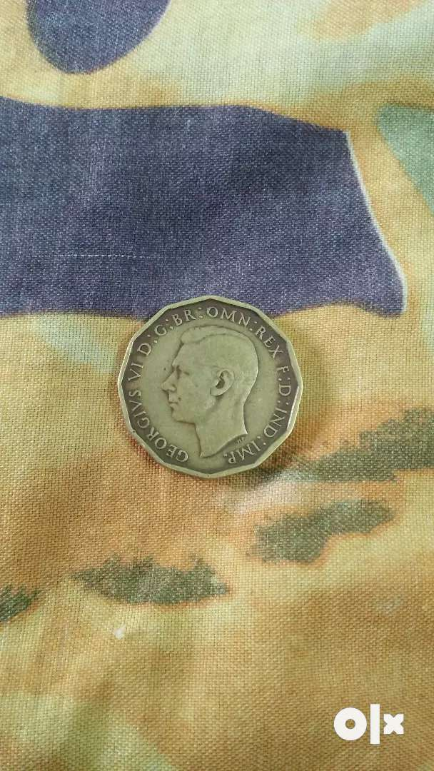 Rare Vintage Coin (before world war 2) 0