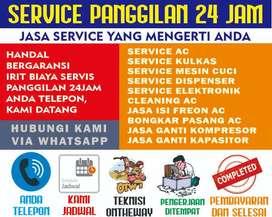 Service/Cuci Ac dan Bisa Service Dispenser Area Karang Pilang Surabaya
