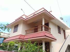 First floor for rent near West Fort Trivandrum