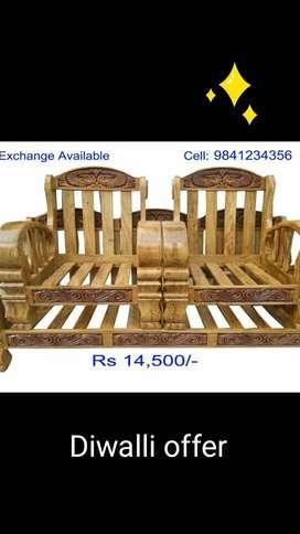 Diwali sale!!! sofa sets.