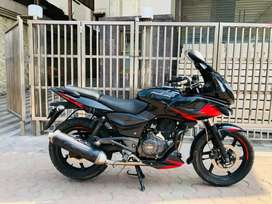 Bajaj pulsar 220 .2019 1st owner good condition at ss motors