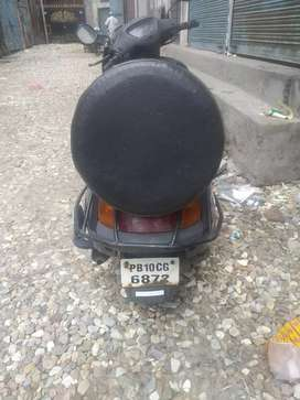 Excellent condition without any dent