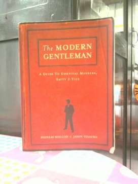 Buku The Modern Gentlemen , by : Phineas Mollod & Jason Tesauro .