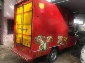 Bolero maxi truck plus(food container)place in salem