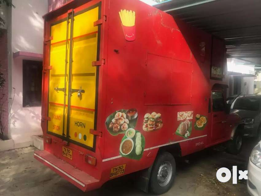 Bolero maxi truck plus(food container)place in salem 0