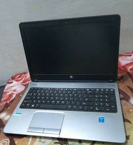 HP Core i5 4rth generation laptop, 8Gb ram 2.6GH , turbo system.