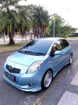 Toyota Yaris S limited keyles 2007 matic