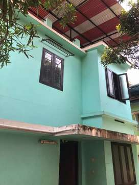 House for rent near ksrtc bus stand kollam 2nd floor
