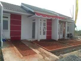 Rumah Subsidi dengan kualitas komersil dekat dengan stasiun Kereta Api