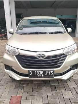 Toyota Grand Avanza E 1.3 MT 2016 Gress,Istimewa