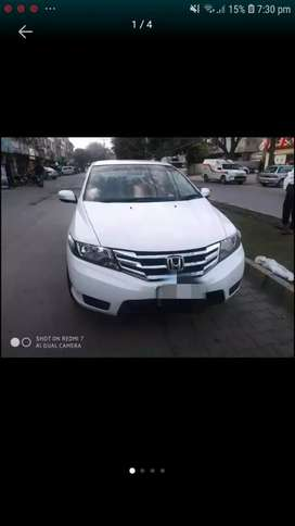 Honda City for rent.  0316.40. 50. 535