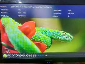 Top quality 28 inch led tv uhd resulation Woffer sound