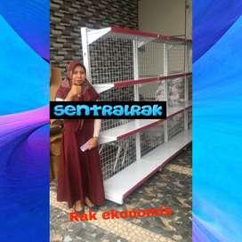Pabrik rak gondola agustus promo diskon bahan baja minimarket