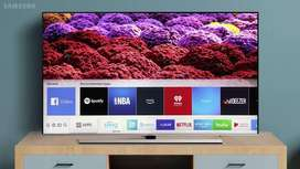 Samsung led tv smart 43 inch 1 year warnty hol sel rat pr