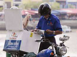 WANTED DELIVERY BOYS / COURIER DELIVERY BOYS