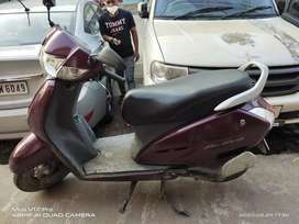 Its a scooty with good condition