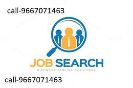 Hiring superviser and helper in automobile company'