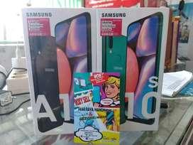 Samsung A10s 2/32 new.garnsi resmi