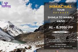 Himachal Tour package Simla to Manali