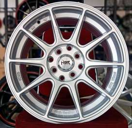 Velg R15 Brio Agya Mobilio Calya Sigra Datsun