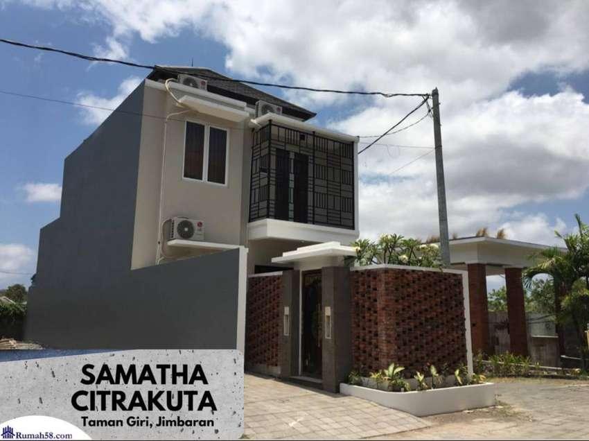 Rumah di Jimbaran Nusa dua Mewah view laut 2 lantai 4 Kamar bali 0