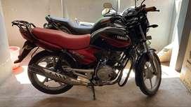100cc Yamaha YBR 9 yrs good condition
