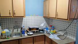 1 bed room full furnished E11/2 medical society