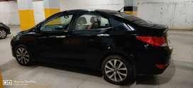 Hyundai Verna 2015 Petrol Well Maintained