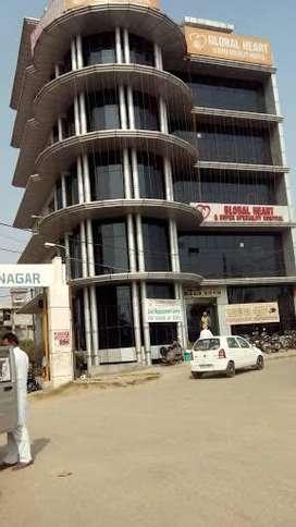 6 floors available on main ferozpur road