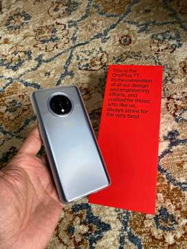 One plus 7T model is available with us in great condition 8.5 months o