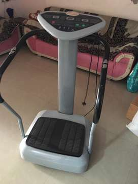 Body fitness massage machine