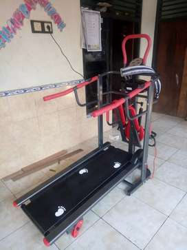 Treadmill manual lengkap GRADE A+