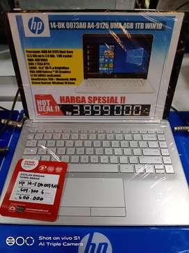 Bisa Kredit Laptop HP 14-DK 0073AU