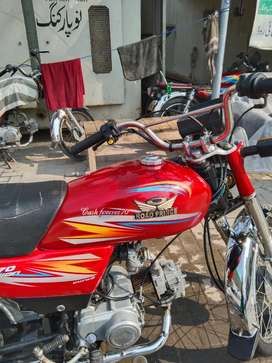 Rodprince bike in new condition